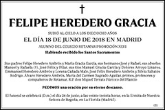 Felipe Heredero Gracia